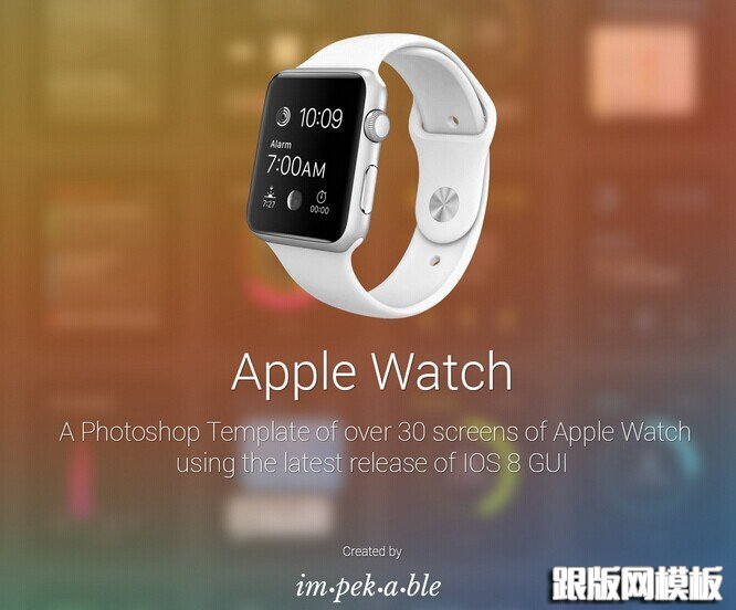 Apple Watch apps ui