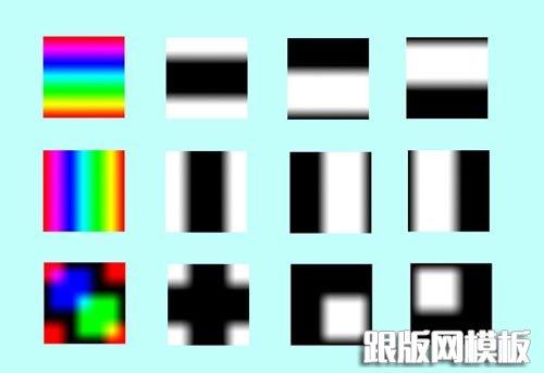 """平面设计 > 图层混合模式""""正片叠底""""颜色"""